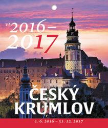 Český Krumlov / trhací minikalendář na rok 2017
