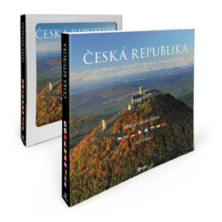 Česká republika letecky / kniha L. Sváček-P�sobiv� fotografie nejzaj�mav�j��ch m�st na�� vlasti tentokr�t z pta�� perspektivy.