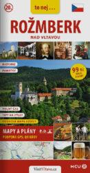 Rožmberk nad Vltavou / kapesní průvodce-Kapesní průvodce věnovaný Rožmberku nad Vltavou.