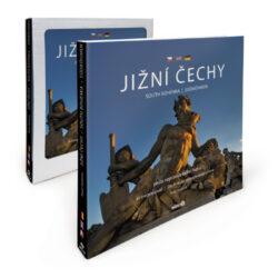Jižní Čechy / kniha P. Radosta-Kniha fotografa Pavla Radosty, redaktora časopisu Moje země, představuje na 150 fotografiích stopy, jež zanechala na jihu Čech éra baroka.